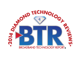 TelVue HyperCaster 4K Broadcaster Awarded Four Diamonds by BTR