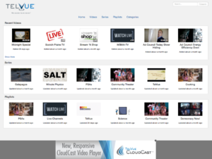 Streaming and OTT Video with TelVue Connect