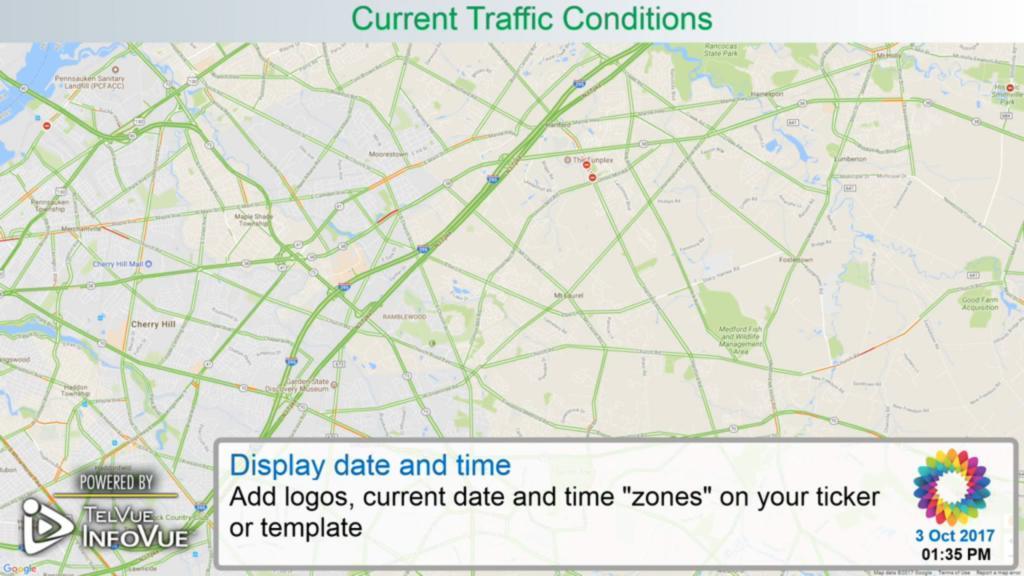 How Do I Add A Traffic Screen Telvue
