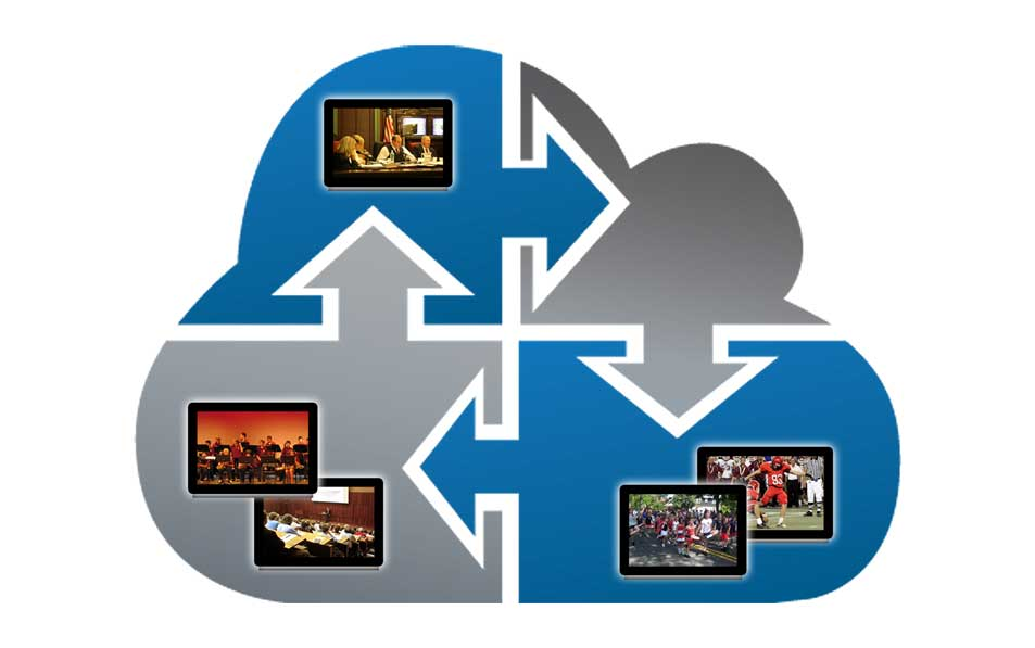 TelVue Connect Media Exchange for PEG programming