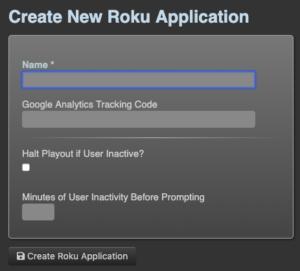 Manage Roku App - TelVue