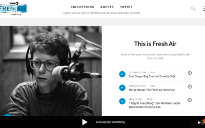 Fresh Air Launches New Website Integrating with TelVue Platform