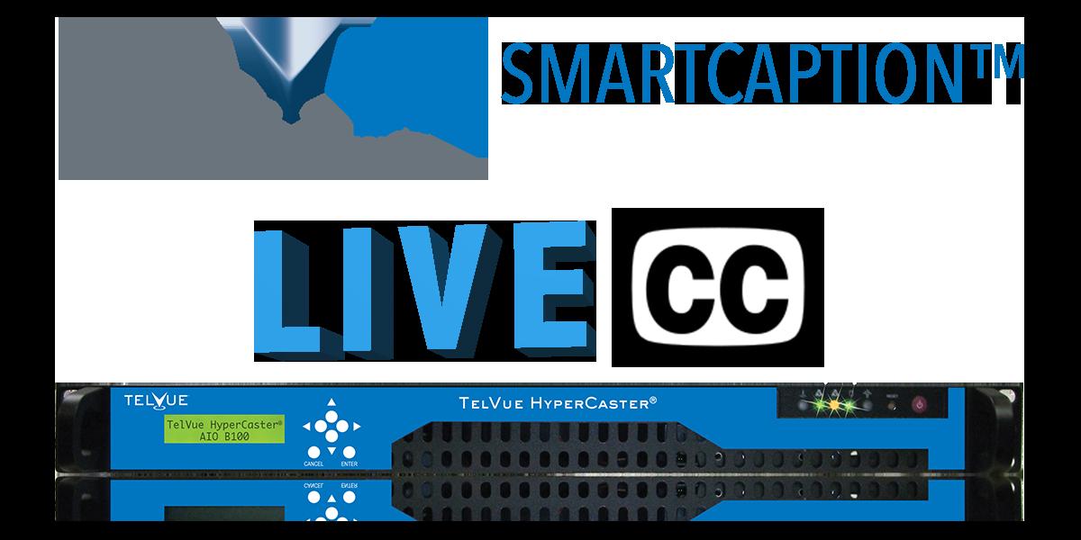 SmartCaption LIVE