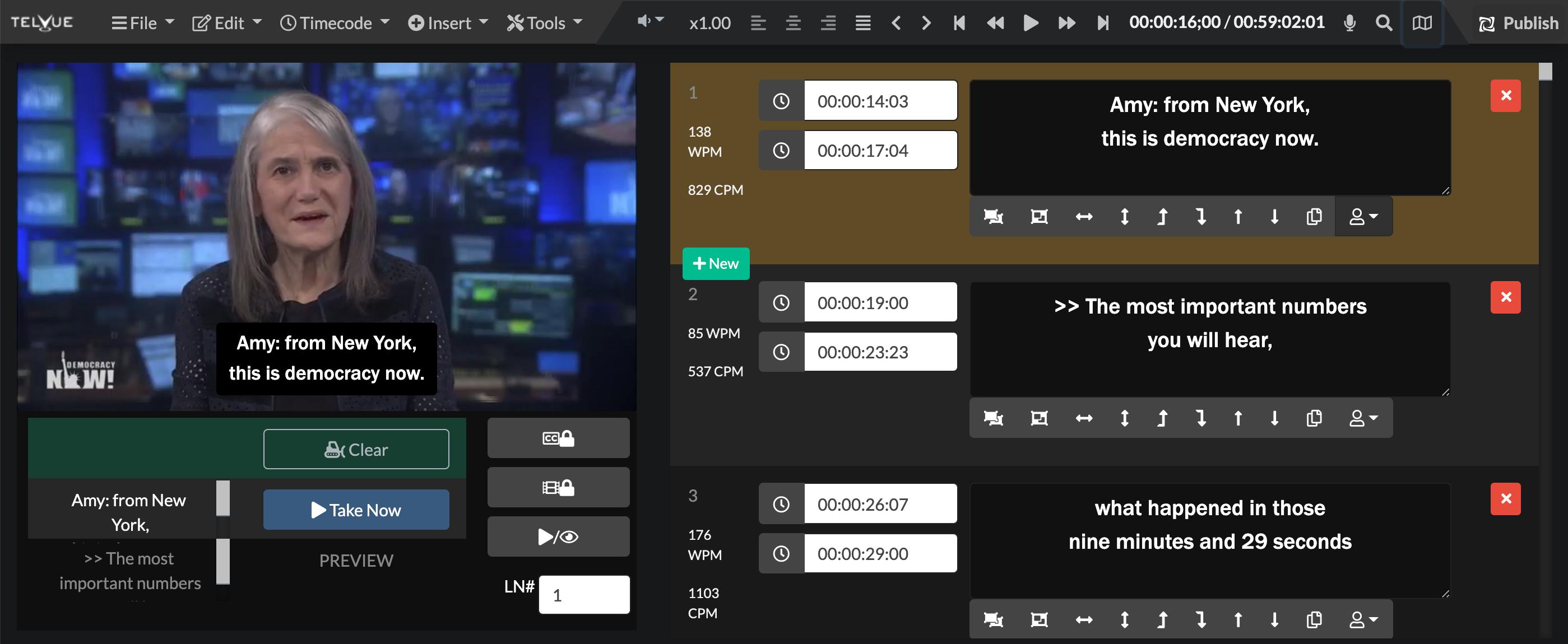 SmartCaption Editor